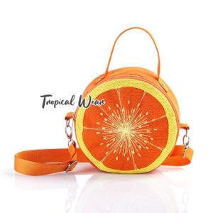 กระเป๋าส้ม-orange bag